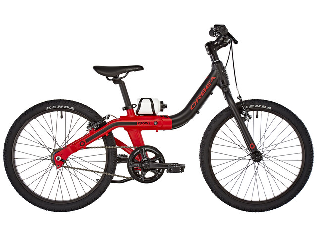"ORBEA Grow 2 1V - Vélo enfant - 20"" rouge/noir"